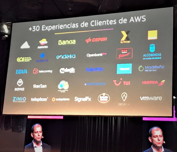 AWS madrid2